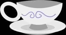 Vector - Cup and Saucer