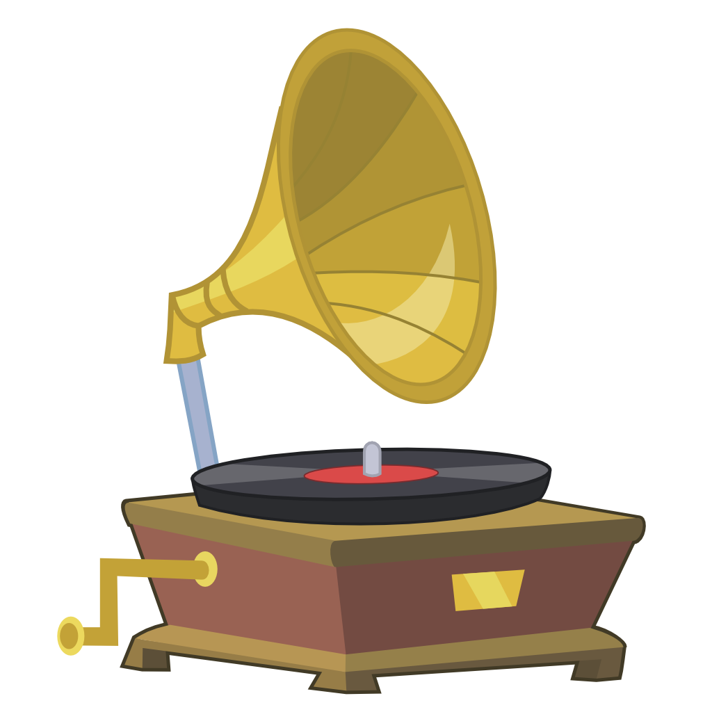 Vector - Phonograph by MisterAibo