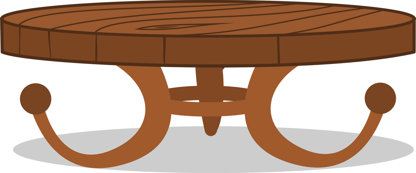 Round Coffee Table Roomes