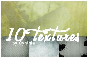 10 Large Textures by gotasecret-xx