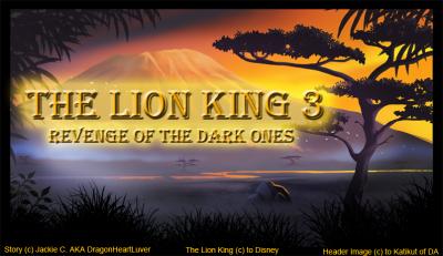 TLK3 Revenge OfThe DarkOnes P6 by DragonHeartLuver