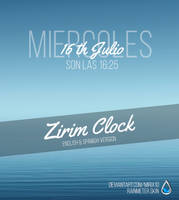 Zirim Clock by Mirix10