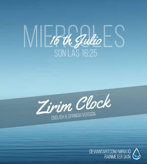 Zirim Clock