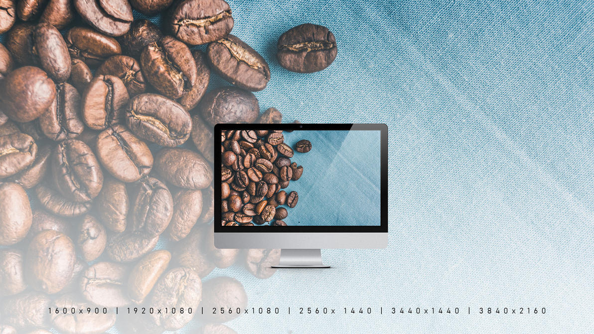 Coffee Beans Wallpaper Pack by ihasdslr