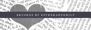 Newspaper Brush Pack by emilyemilybeth