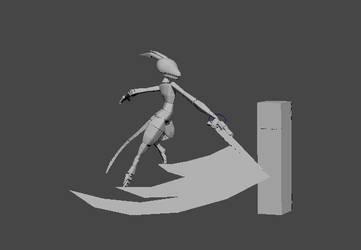 Marliss Combo Animation
