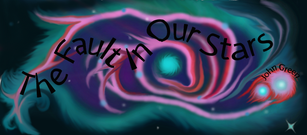 The Fault In Our Stars Cover WIP by VIP-Archangel