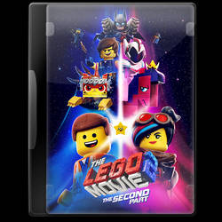 The Lego Movie 2 - The Second Part by konamy23
