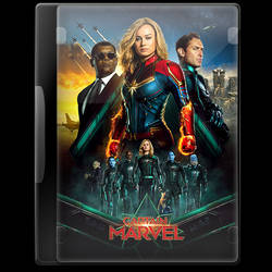 Captain Marvel by konamy23