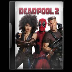 Deadpool 2 by konamy23