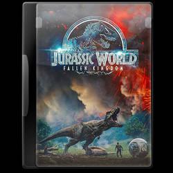 Jurassic World - Fallen Kingdom by konamy23