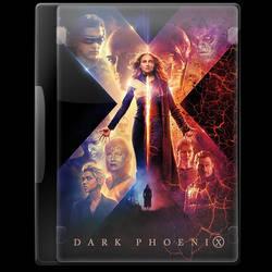 X-Men - Dark Phoenix by konamy23