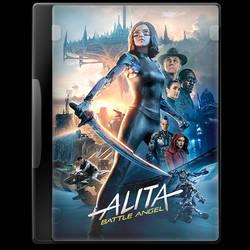 Alita - Battle Angel by konamy23