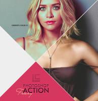 Olsen action 1 by freezinka