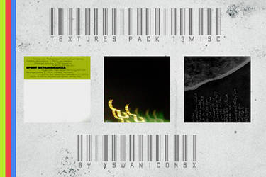 Textures Pack 13 by xsleepingswanx