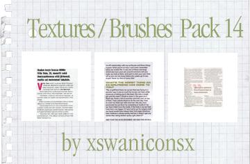 Pack 14 by xsleepingswanx