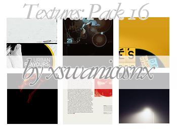 Pack 16 by xsleepingswanx