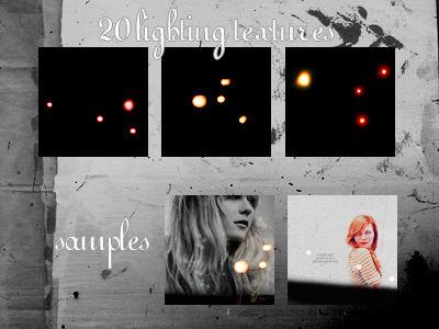 20 Lighting Textures
