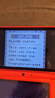 Completing the Pokedex in Pokemon Crystal Version! by ThatWasLeftHanded