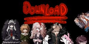DanganronpaV3 sprite pack download by catzinbagz on DeviantArt