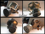 Gas Mask Collection