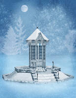 Winter 2010 Background by ImaginedMoments