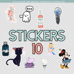 Packs Stickers PNG 05