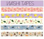 Packs Washi Tape PNG 02