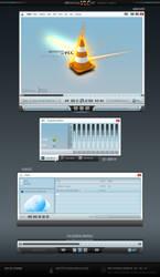 Advantage.VLC:Sky Theme by Spyme