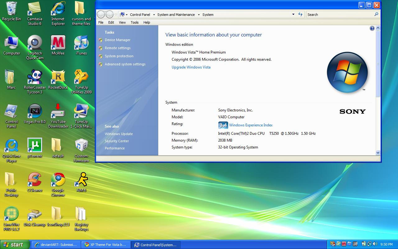 windows xp infected theam - photo #29