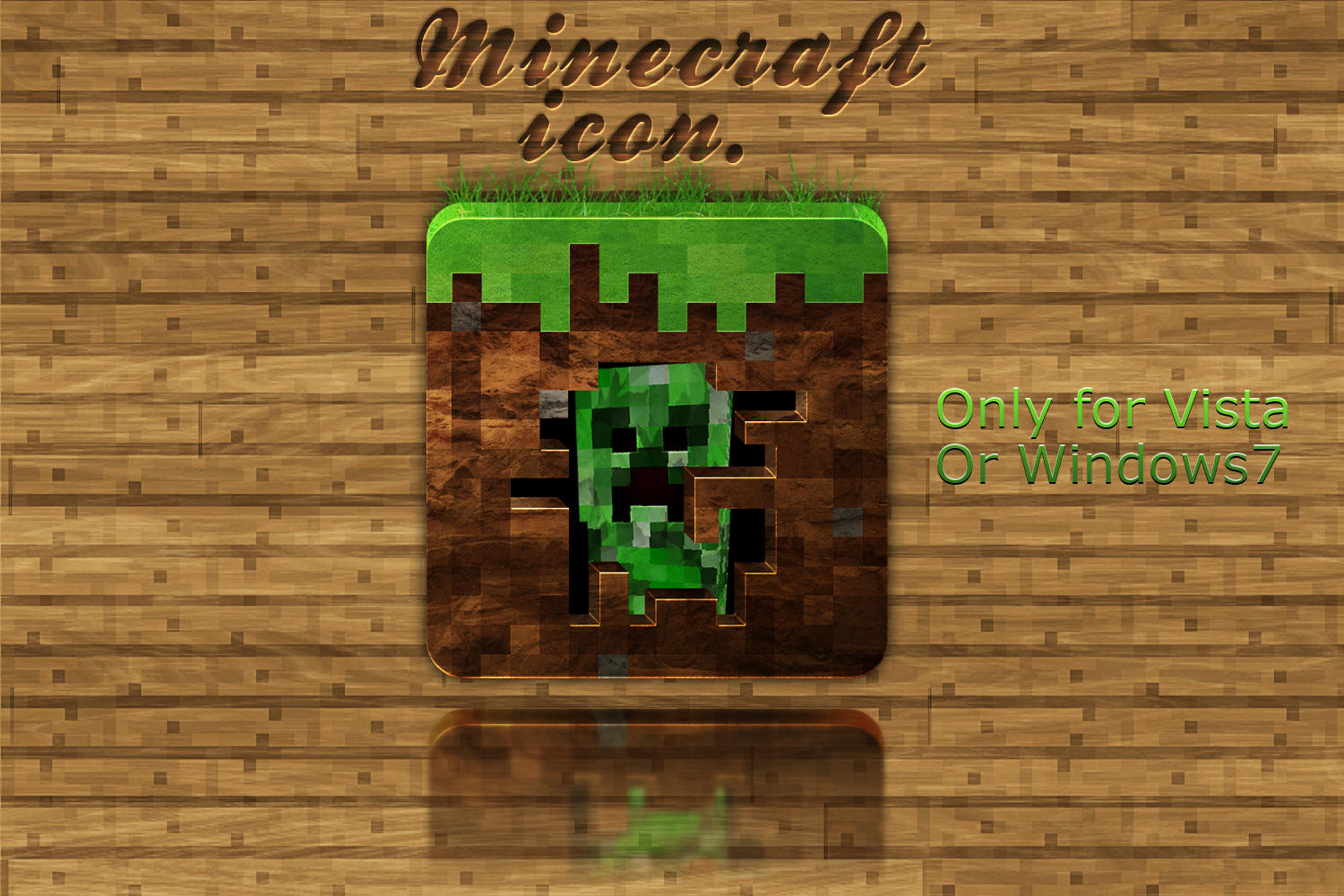 Minecraft Icon by Schulerr