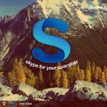 Skype Icon Spacebar