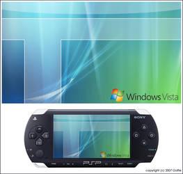 Aqua Windows Vista Background by Golfie