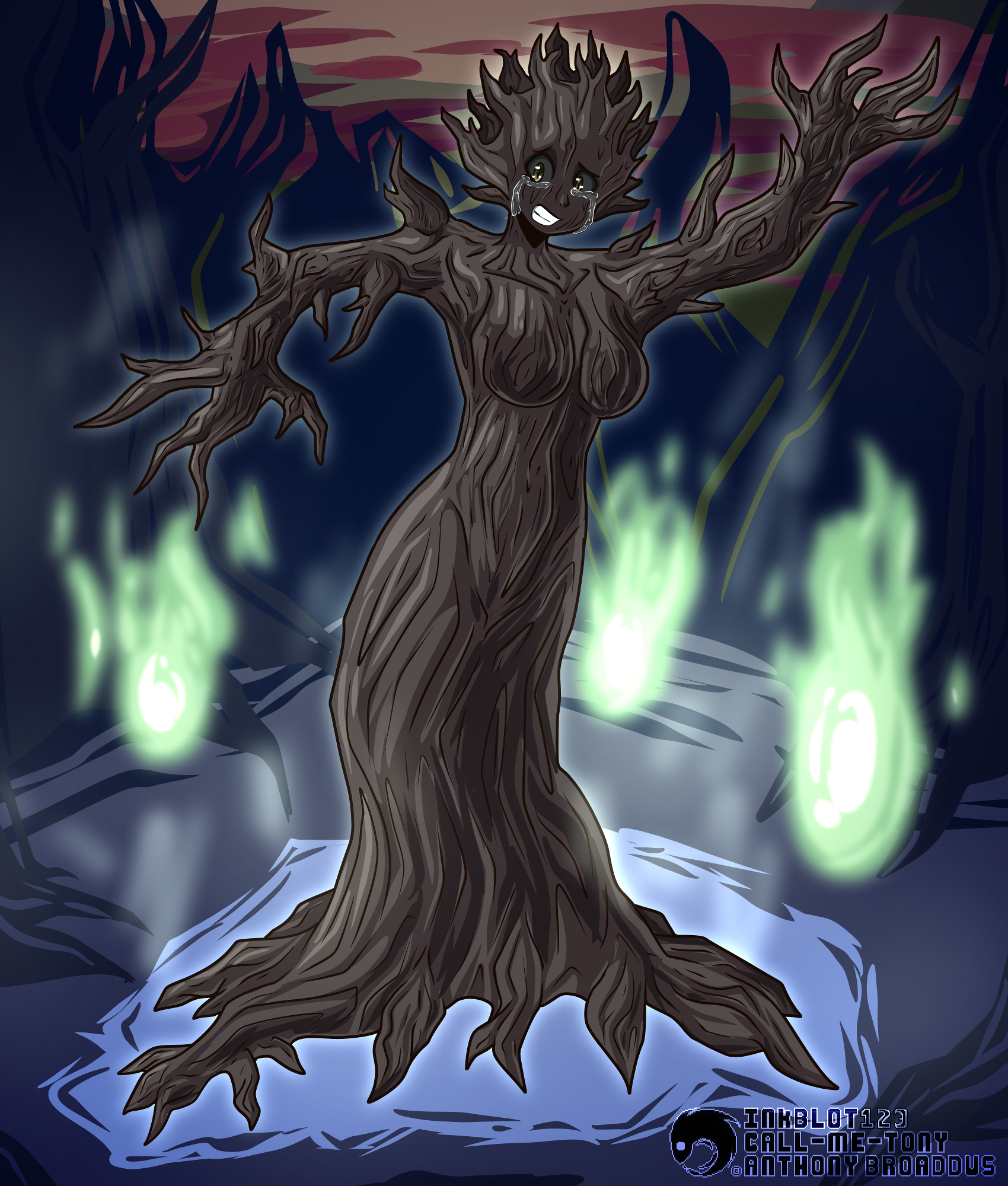 Tree Tf Story Deviantart