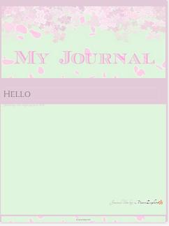 Soft Journal skin by VladNoxArt