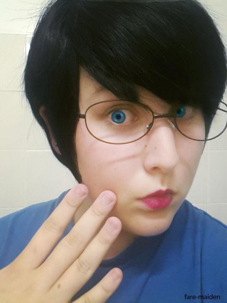 Jane makeup test