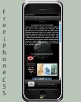 dA iPhone CSS by Jamaal10