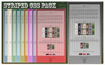 Striped CSS Pack by Jamaal10