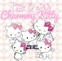 Charmmy Kitty Png's by KariiTohKiss
