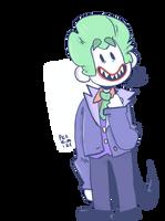 joker by pezzimizt
