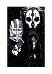 Dark Lords of SW KOTOR