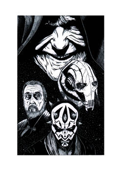 Bad guys from prequel trilogy