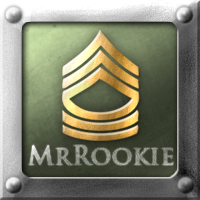 Military Avatar PSD by MrRookie