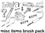 MISC ITEMS photoshop brushes
