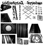 Industrial Brush Pack