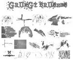 Grungy Brush Pack
