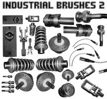 Industrial Brushes 2 by luther1000