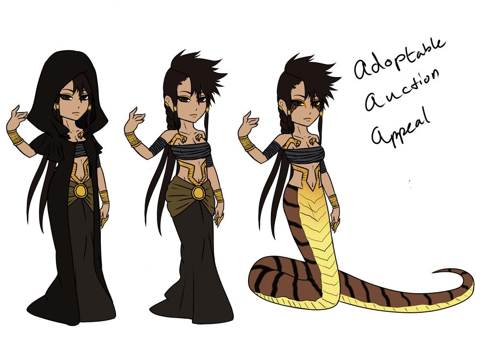 Naruto OC: Shinja the Snake Charmer. by cirrusly