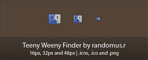 Teeny Weeny Finder by randomus-r