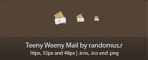 Teeny Weeny Mail